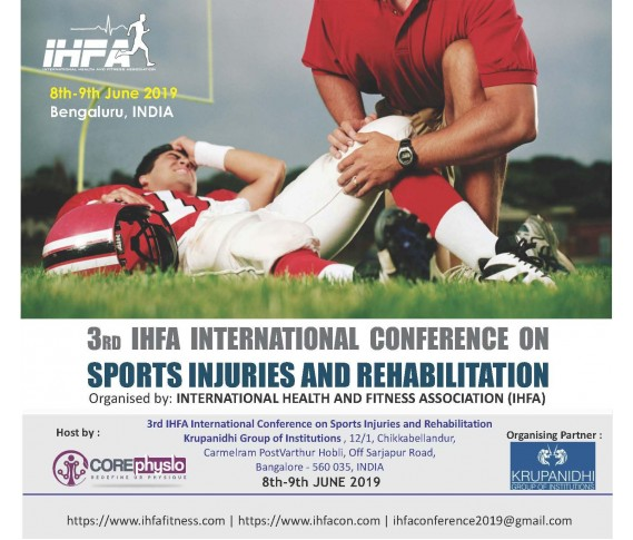 3rd IHFA International Conference Bangalore
