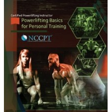 CPI - CERTIFIED POWERLIFTING INSTRUCTOR